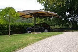 permis de construire pour un abri de voiture ouvert