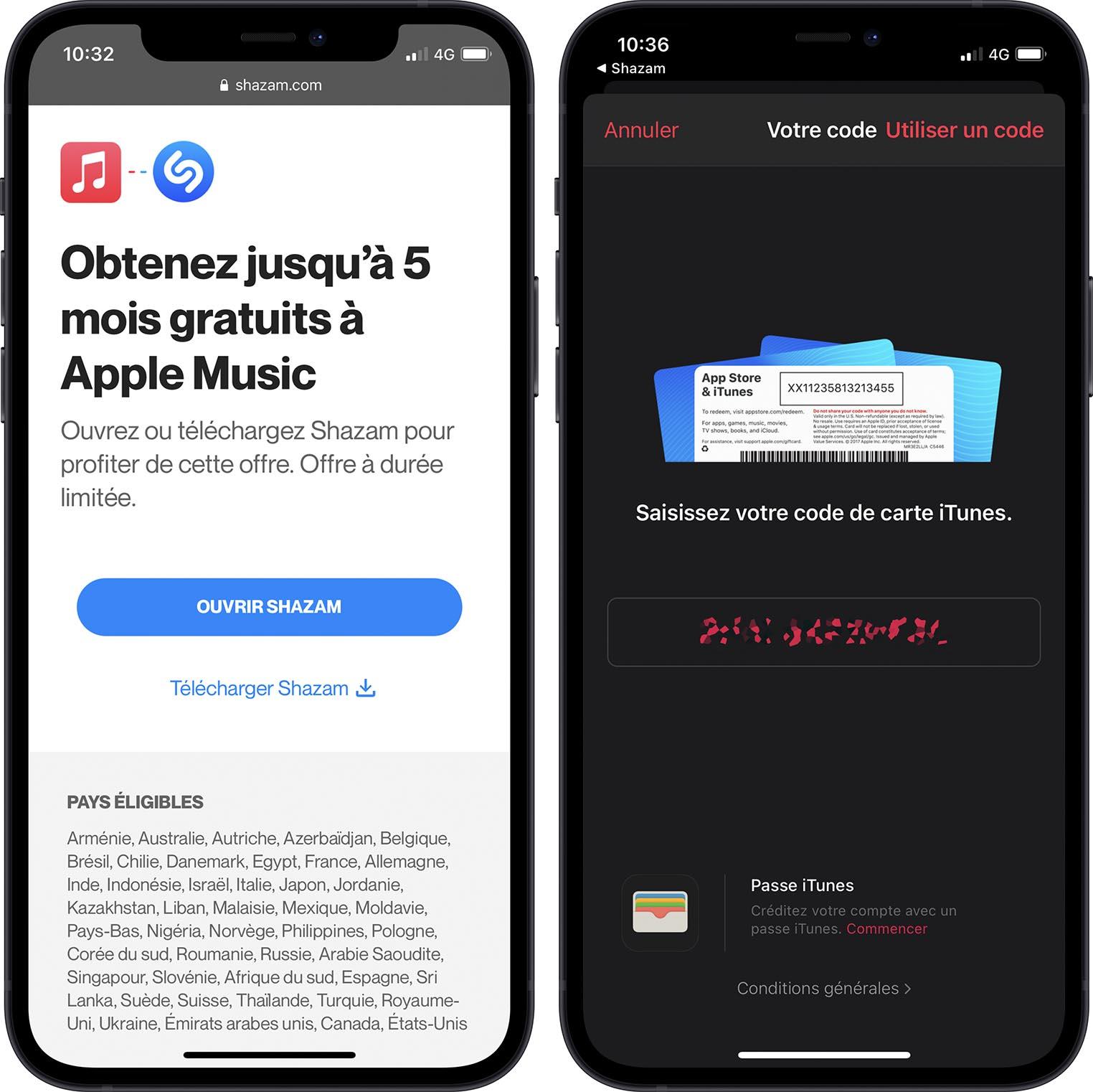 Comment peut-on résilier un abonnement à Apple Music ?