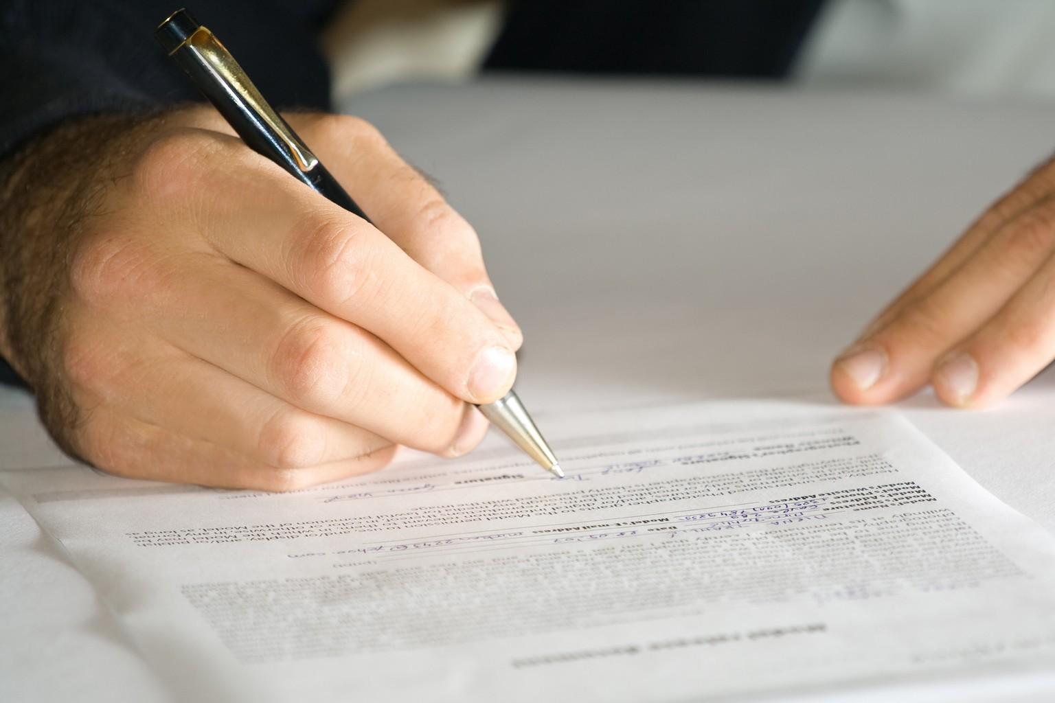 Quelles sont les procédures pour se résilier d'une assurance automobile ?