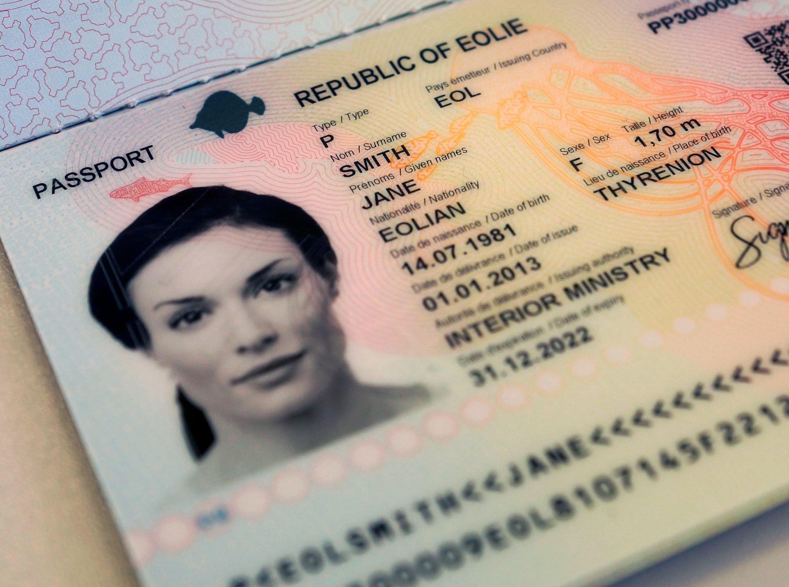 comment renouveler passeport
