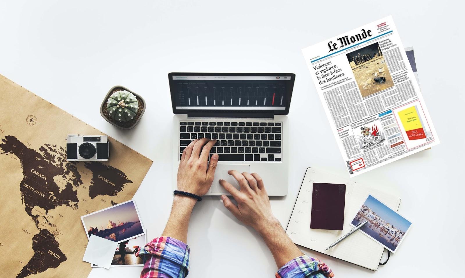Comment résilier un abonnement au journal national Le Monde ?