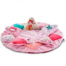 principales utilisations tapis jeu bebe