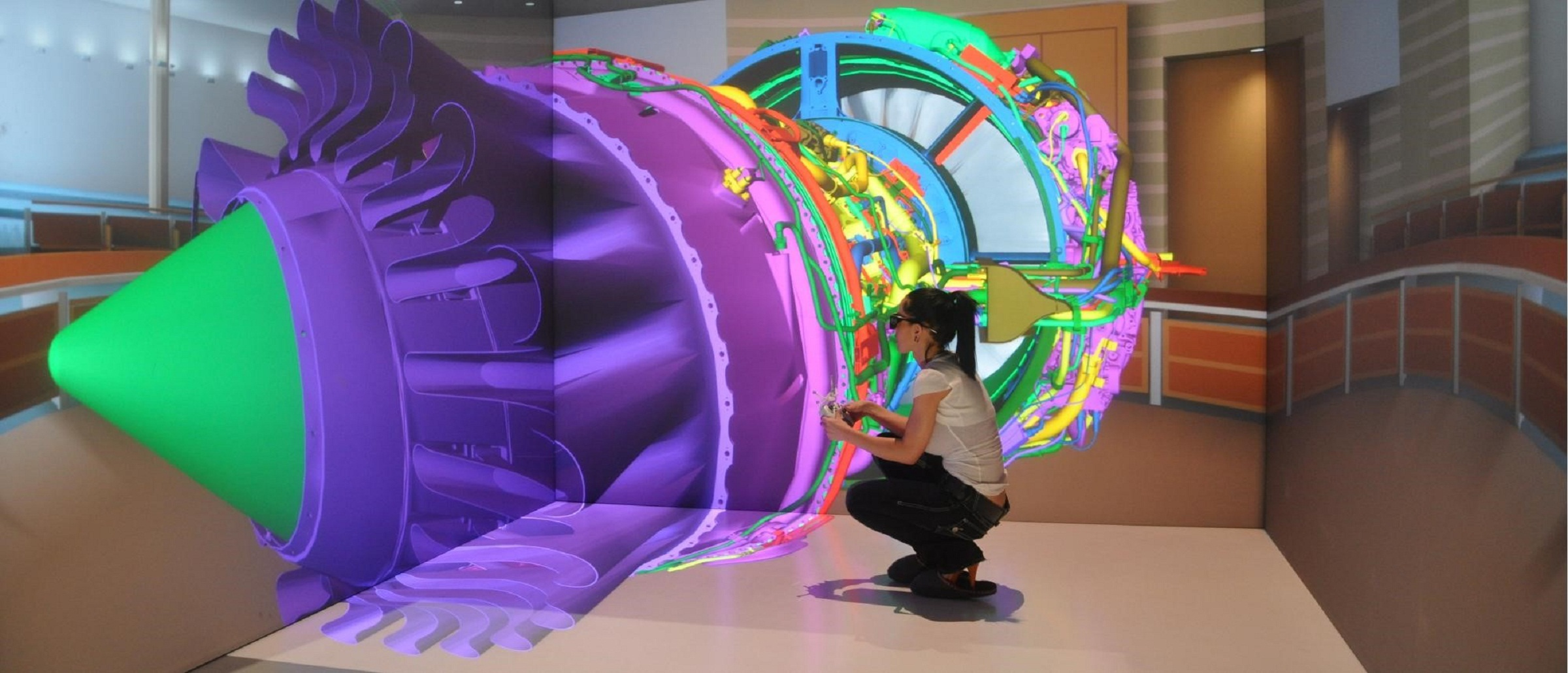Comment fonctionne la réalité virtuelle lors des formations professionnelles ?
